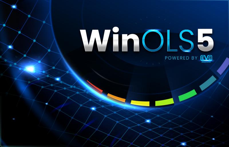 WinOLS 5 software full version OLS505