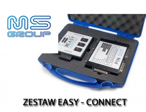 Zestaw easy connect + Repeater