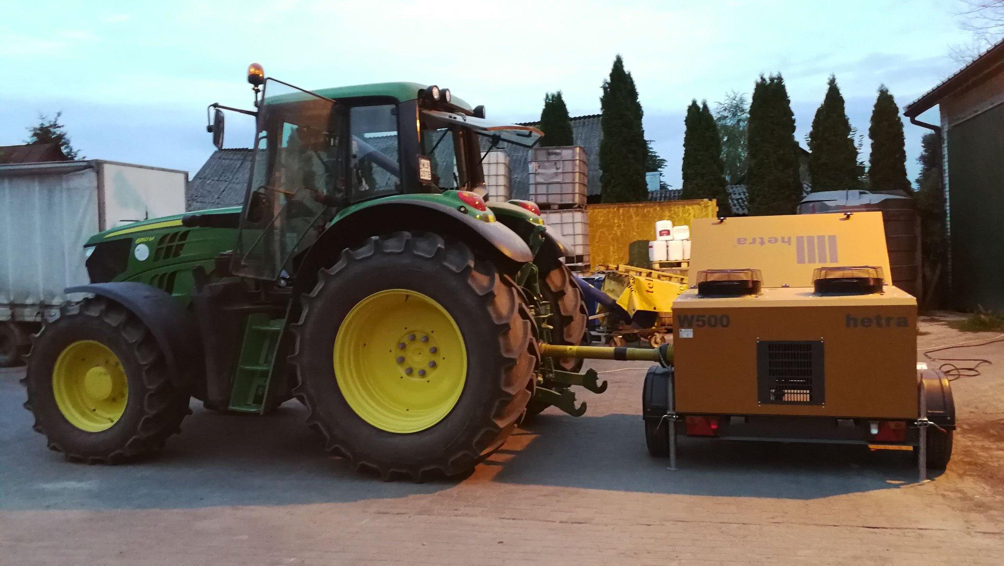 Chiptuning pojazdów ciężarowych i rolniczych