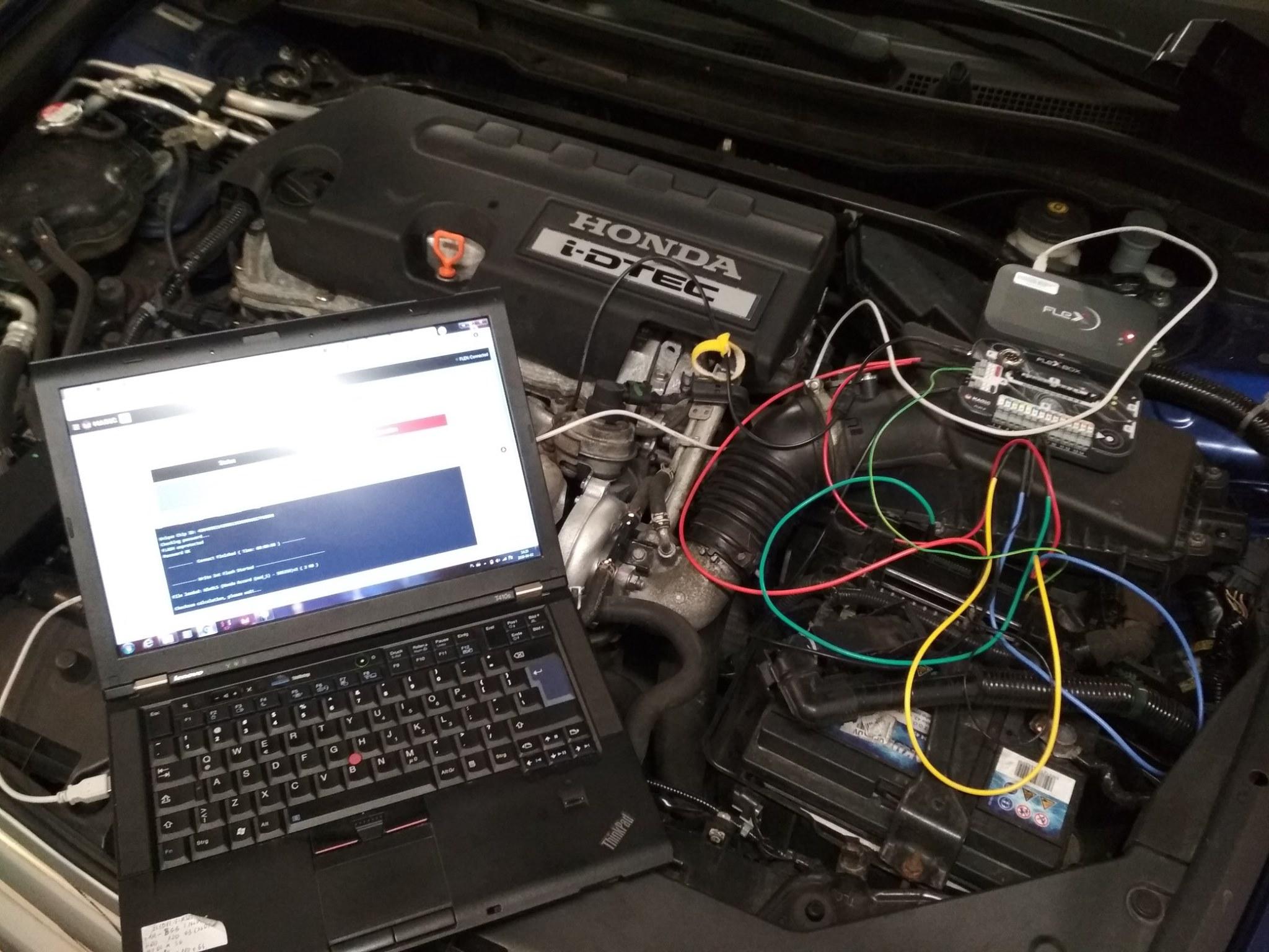 Szkolenie elektronika samochodowa