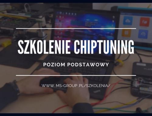 Szkolenie chiptuning – poziom podstawowy 16-17 lipiec 2021