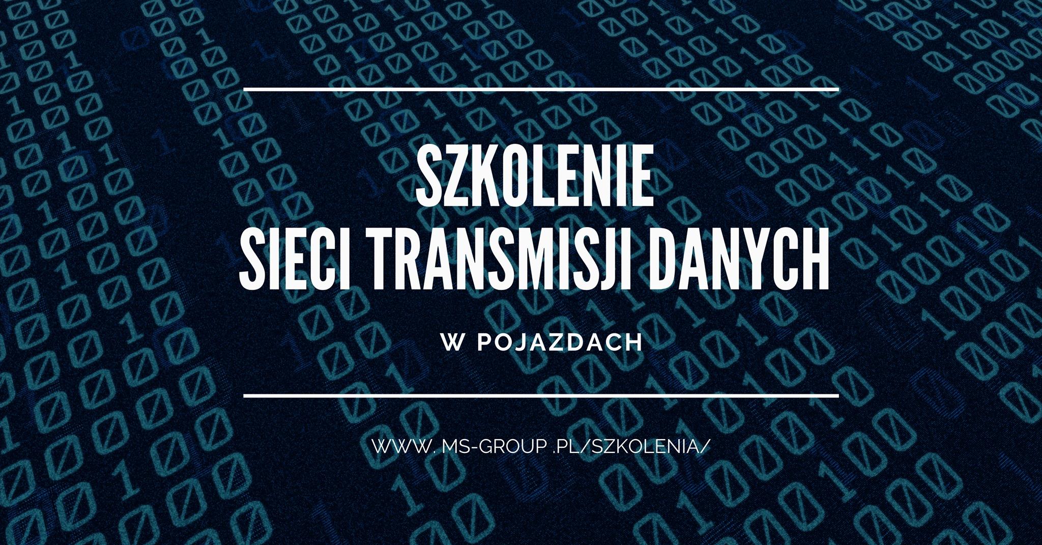 Sieci transmisji danych